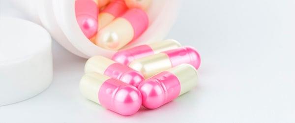 custom-designed gelatin capsules
