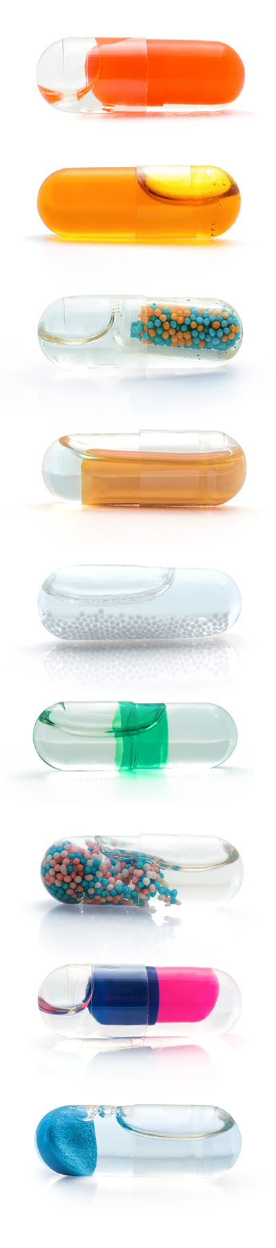 applications and facilities of Liquid-Filled Hard Capsules