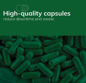 K-CAPS HPMC Capsules: How to solve dietary supplement industry defects