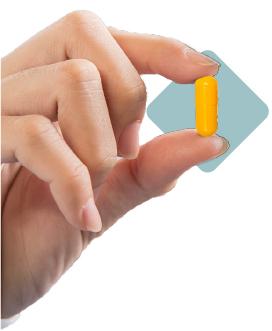 G-CAPS® Gelatin Capsules