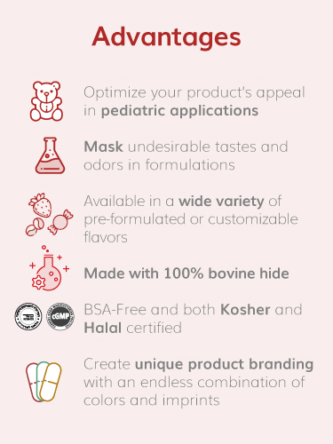 Advantages of Flavor Capsules